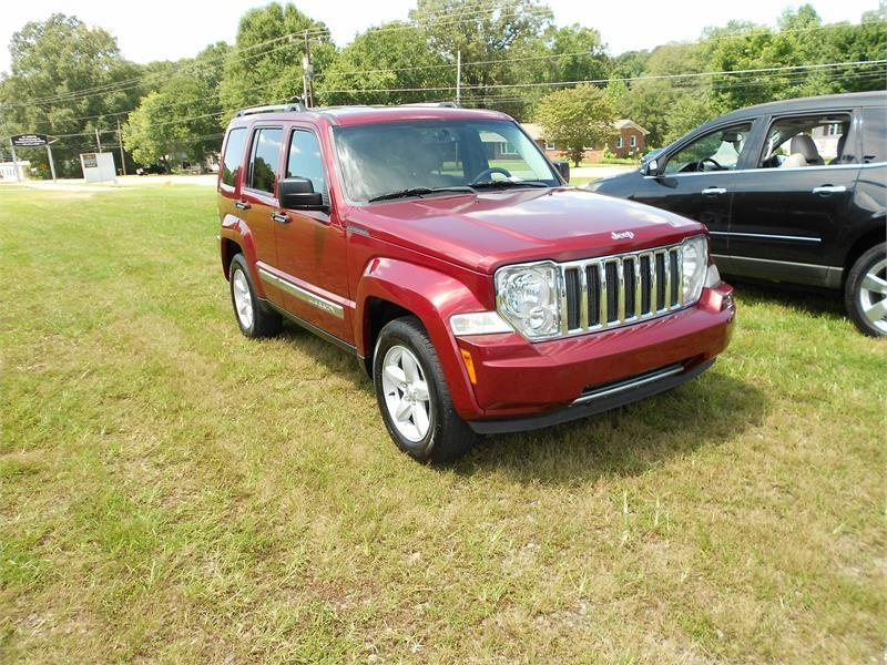 Jeep Liberty Limited In Statesville NC Good Guys Cars - Good guys cars for sale