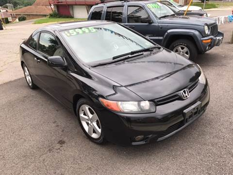 2008 Honda Civic for sale in Weirton, WV