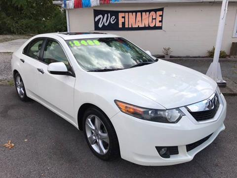 2010 Acura TSX for sale in Weirton, WV