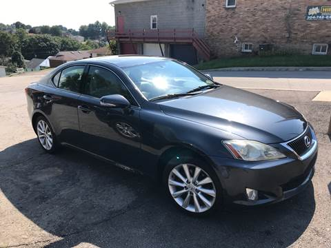 2009 Lexus IS 250 for sale in Weirton, WV