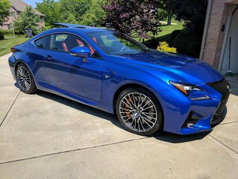 2017 Lexus RC F for sale in Weirton, WV