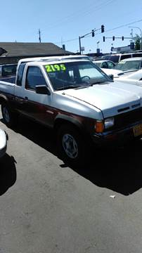 1987 Nissan Truck For Sale In Vancouver WA