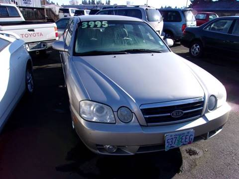 2006 Kia Optima for sale in Vancouver, WA