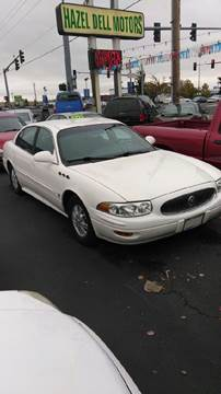 2003 Buick LeSabre for sale in Vancouver, WA