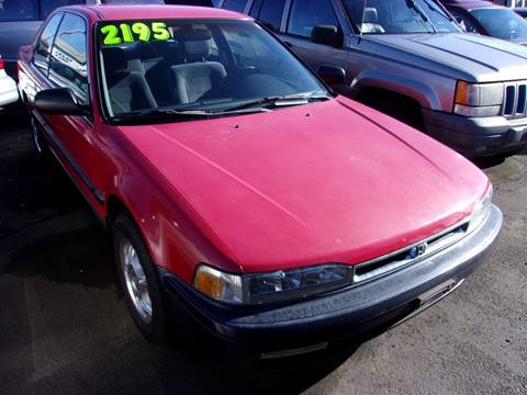 1991 Honda Accord for sale in Vancouver, WA