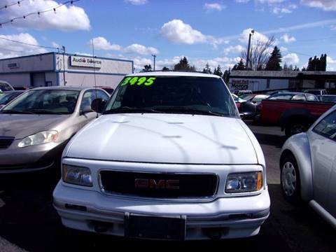 1997 GMC Jimmy for sale in Vancouver, WA