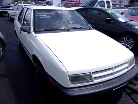 1991 Dodge Shadow for sale in Vancouver, WA