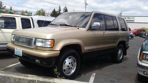 1992 Isuzu Trooper for sale in Vancouver, WA