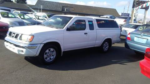 Nissan Frontier For Sale In Vancouver Wa