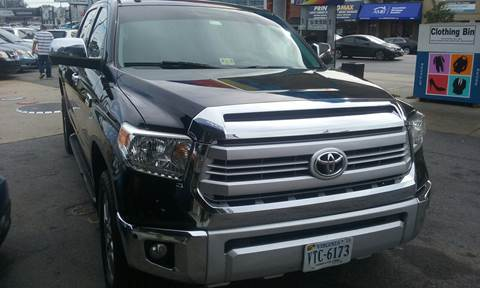 2014 Toyota Tundra for sale in Brooklyn, NY