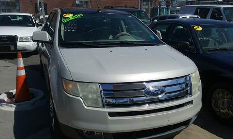 2007 Ford Edge SEL Plus & Used Cars Brooklyn Used Pickups For Sale Arverne NY Astoria NY ... markmcfarlin.com