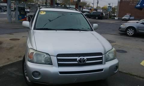 2006 Toyota Highlander Hybrid for sale in Brooklyn, NY