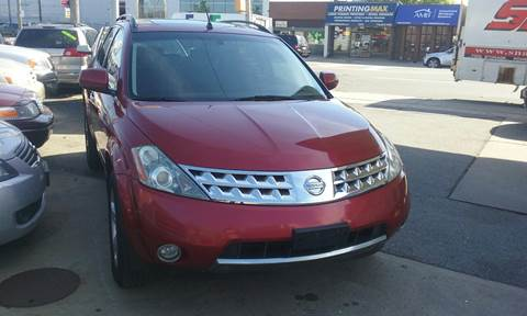 2007 Nissan Murano for sale in Brooklyn, NY