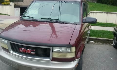 2003 GMC Safari for sale in Brooklyn, NY
