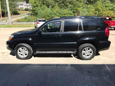 2005 Lexus GX 470 for sale in Upton, MA