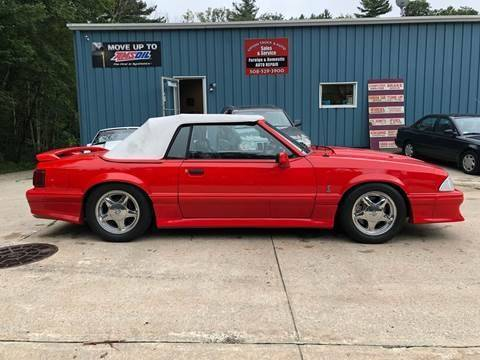 1992 Ford Mustang for sale in Upton, MA