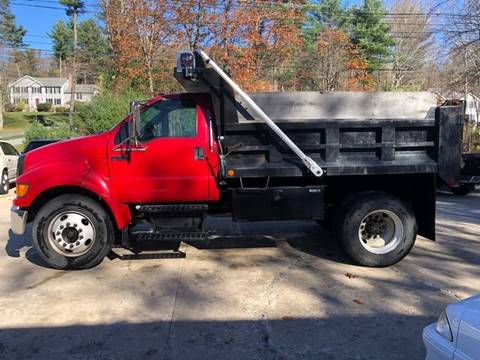 2005 Ford F-650 Super Duty for sale in Upton, MA