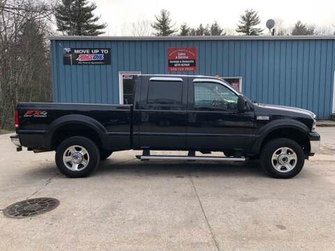 2006 Ford F-350 Super Duty Lariat for sale at Upton Truck and Auto in Upton MA