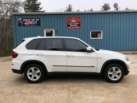 2011 BMW X5 xDrive35i for sale at Upton Truck and Auto in Upton MA