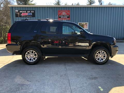 2011 GMC Yukon SLT for sale at Upton Truck and Auto in Upton MA