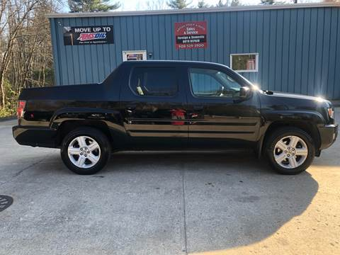2013 Honda Ridgeline RTL w/Navi for sale at Upton Truck and Auto in Upton MA