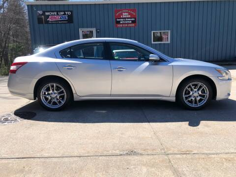 2011 Nissan Maxima 3.5 S for sale at Upton Truck and Auto in Upton MA