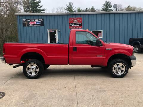 2006 Ford F-350 Super Duty XL for sale at Upton Truck and Auto in Upton MA