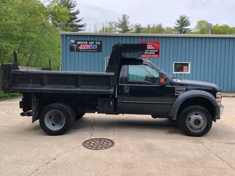 2008 Ford F-550 Super Duty for sale at Upton Truck and Auto in Upton MA