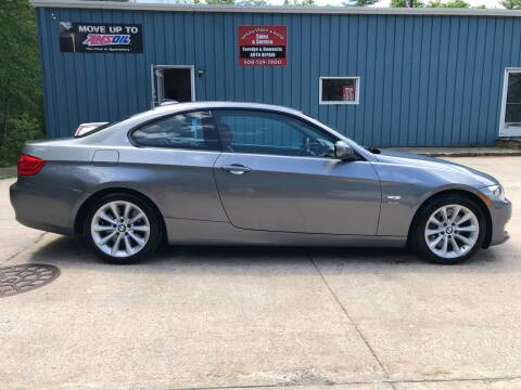 2011 BMW 3 Series 335i xDrive for sale at Upton Truck and Auto in Upton MA