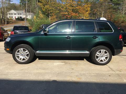2004 Volkswagen Touareg for sale in Upton, MA