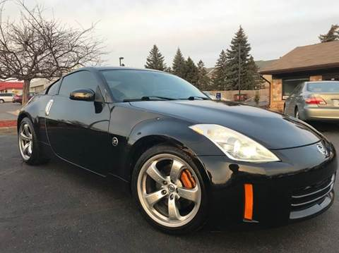 2007 Nissan 350Z for sale at Finish Line Auto in Comstock Park MI