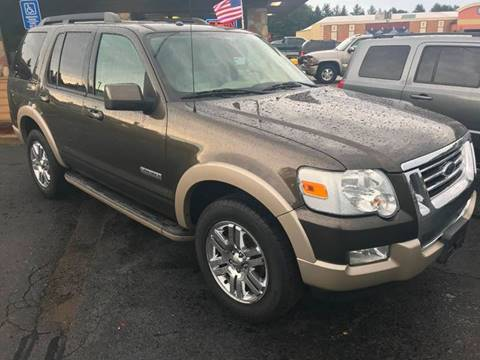 2008 Ford Explorer for sale at Finish Line Auto in Comstock Park MI