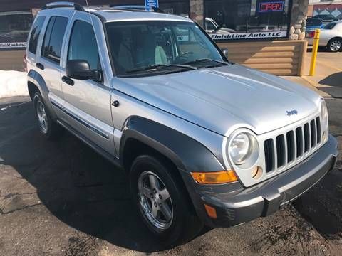 2006 Jeep Liberty for sale in Comstock Park, MI
