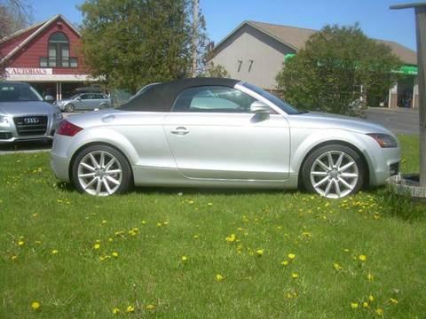 2011 Audi TT for sale at AUTOHAUS in South Burlington VT