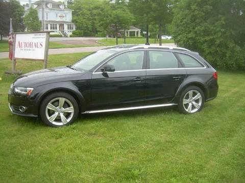 2014 Audi Allroad for sale at AUTOHAUS in South Burlington VT