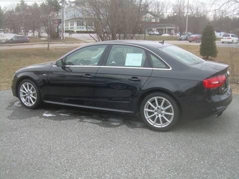 Audi Used Cars financing For Sale South Burlington AUTOHAUS