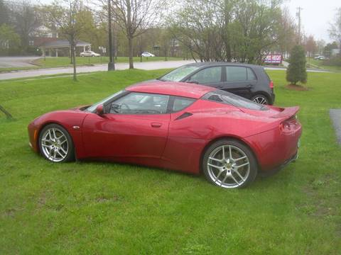 2010 Lotus Evora for sale in South Burlington, VT