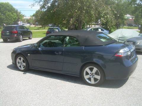 2011 Saab 9-3 for sale in South Burlington, VT