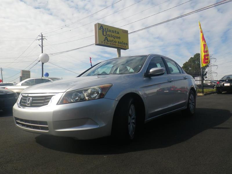 Atlanta Unique Auto Sales - Used Cars - Norcross GA Dealer