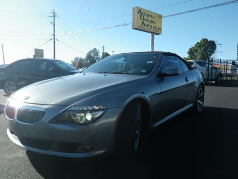 2008 BMW 6 Series for sale in Norcross, GA