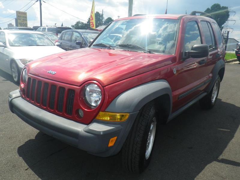 2007 Jeep Liberty For Sale At Atlanta Unique Auto Sales In Norcross GA