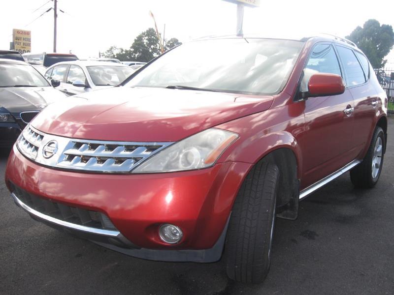 Superior 2006 Nissan Murano For Sale At Atlanta Unique Auto Sales In Norcross GA