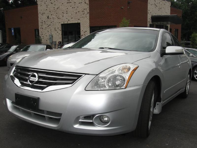 2011 Nissan Altima For Sale At Atlanta Unique Auto Sales In Norcross GA