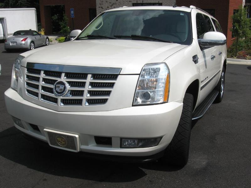 2007 Cadillac Escalade Esv In Norcross Ga Atlanta Unique Auto Sales