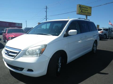 2006 Honda Odyssey for sale in Norcorss, GA
