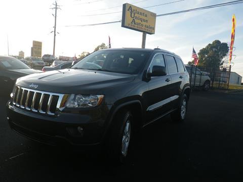 2011 Jeep Grand Cherokee for sale in Norcross, GA