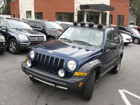 2005 Jeep Liberty for sale in Norcross, GA