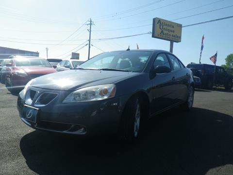 2008 Pontiac G6 for sale in Norcorss, GA