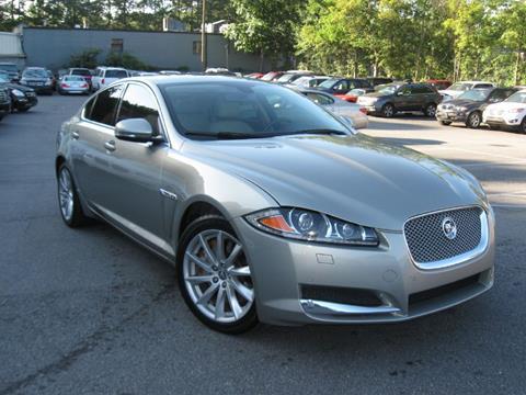 2012 Jaguar XF for sale in Norcorss, GA