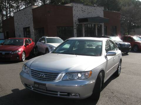 2007 Hyundai Azera for sale at Atlanta Unique Auto Sales in Norcross GA